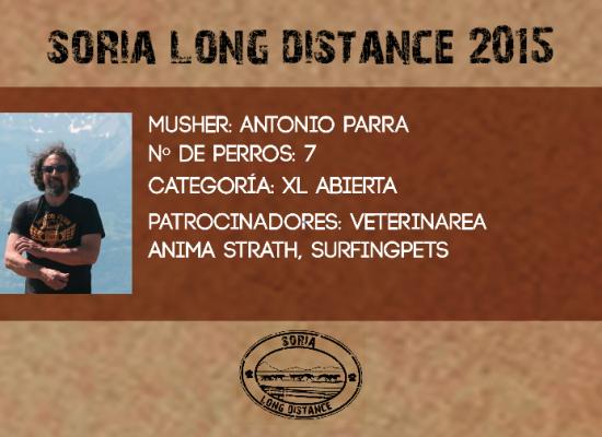 XL - Antonio Parra