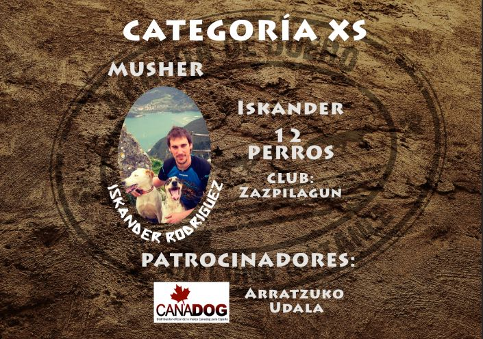 Iskander Rodriguez SLD 2016 Versión XS